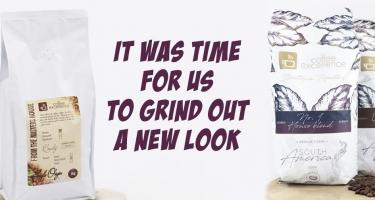 Coffee Excellence se verpakking kry 'n nuwe baadjie